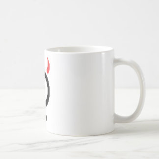 woman devil icon mug