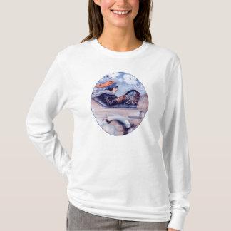 Woman Driver T-Shirt