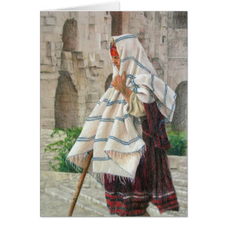 Woman El Jem Card