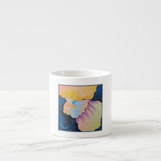 Woman. Espresso Cup