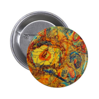 Woman Found Pinback Buttons