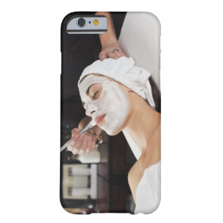 Woman Getting Spa Treatment. Barely There iPhone 6 Case