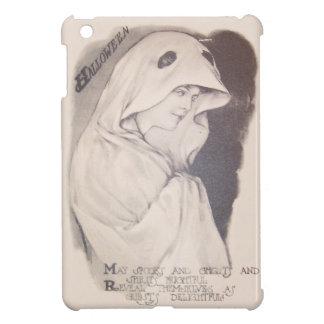 Woman Ghost Costume Sheet Sepia Case For The iPad Mini