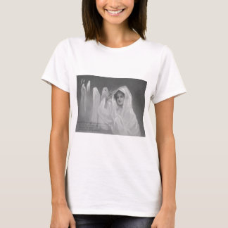 Woman Ghost Costume Trick Or Treat T-Shirt