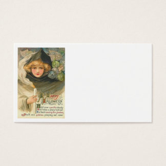 Woman Goblins Business Card