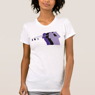 Woman Golfer Shirt