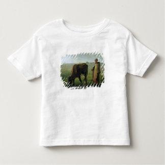 Woman Grazing her Cow, 1858 Tee Shirt