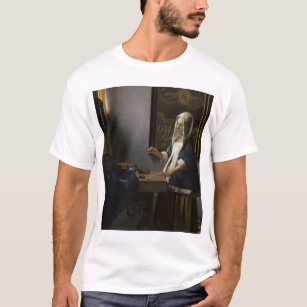 vermeer woman holding a balance