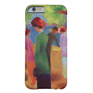Woman in a Green Jacket, 1913 iPhone 6 Case