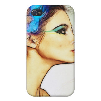WOMAN IN BEAUTY COVERS FOR iPhone 4