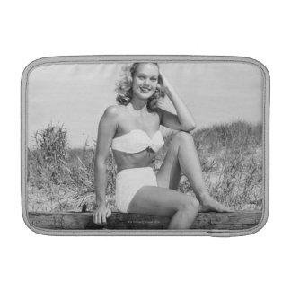 Woman in Bikini MacBook Air Sleeve