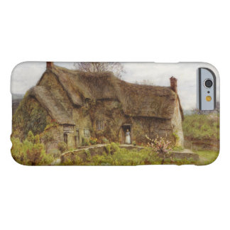 Woman in Dorset Cottage Barely There iPhone 6 Case