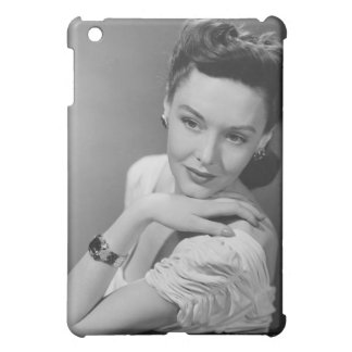 Woman in Evening Gown iPad Mini Case
