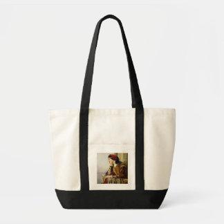 Woman in Love, 1856 Tote Bag