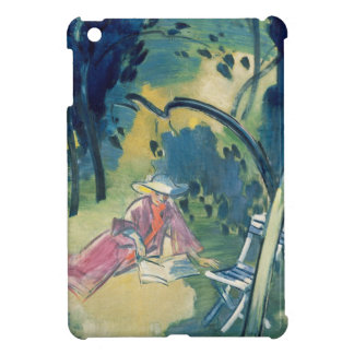 Woman in the Garden Cover For The iPad Mini