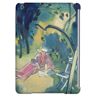 Woman in the Garden iPad Air Cases