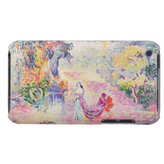 Woman in the Park, 1909 (oil on canvas) Barely There iPod Case