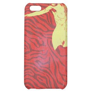 woman iPhone 5C case