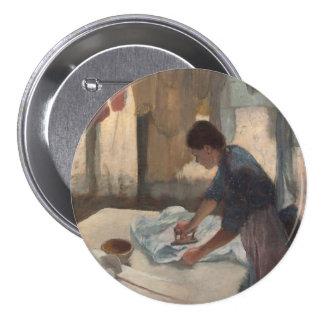 Woman Ironing by Edgar Degas Pins