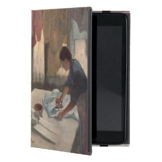 Woman Ironing by Edgar Degas Case For iPad Mini