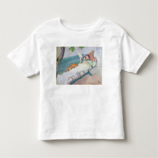 Woman Lying on a Bench, 1913 Toddler T-shirt