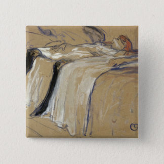 Woman lying on her Back - Lassitude Button