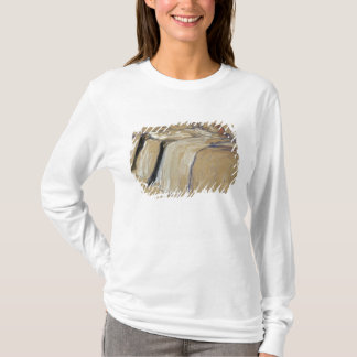 Woman lying on her Back - Lassitude T-Shirt