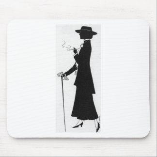 woman mousepad