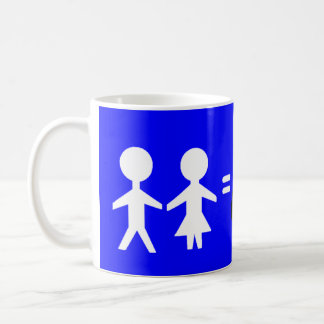Woman Needs Man? Coffee Mug