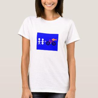 Woman Needs Man? T-Shirt
