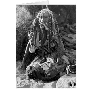 Woman of Beersheba Card