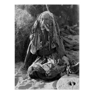 Woman of Beersheba Poster