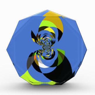 Woman of Colors Acrylic Award