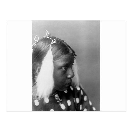 Woman of Many Deeds: 1907 Postcard