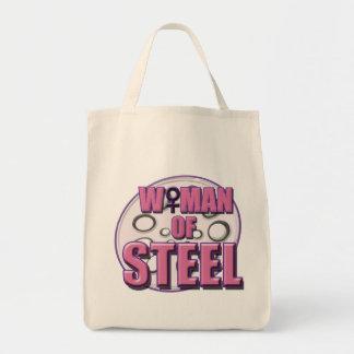 Woman of Steel tote