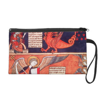 Woman of the Apocalypse Being Attacked by the Seve Wristlets