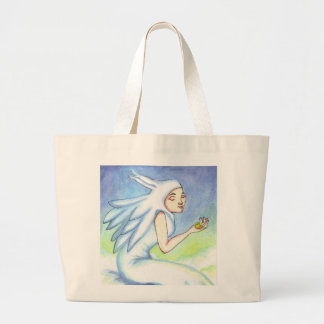 Woman of the Moon Tote Bag