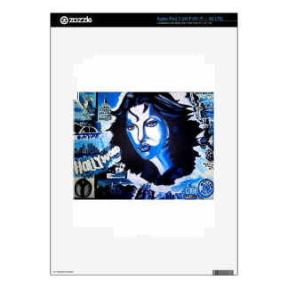 Woman of the World Decals For iPad 3