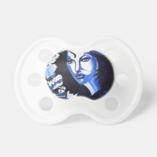 Woman of the World Pacifier