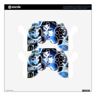 Woman of the World PS3 Controller Skin