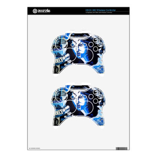 Woman of the World Xbox 360 Controller Skins