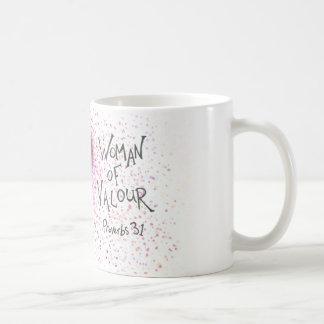 Woman Of Valour Mug