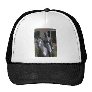 Woman on a horse, by Louis Tuaillon Trucker Hat