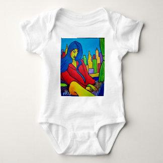 Woman Online Baby Bodysuit