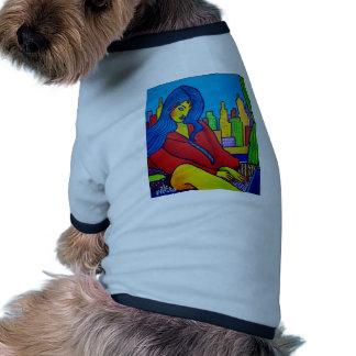 Woman Online Doggie T-shirt