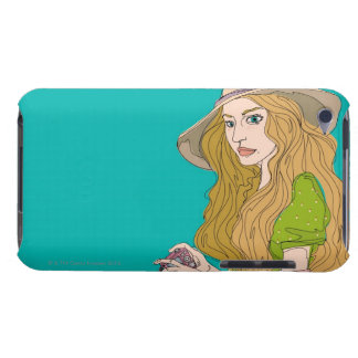 Woman Photographer iPod Touch Case