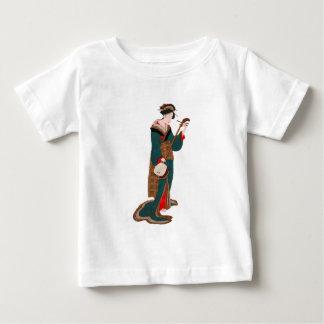 Woman Playing Music T Shirt
