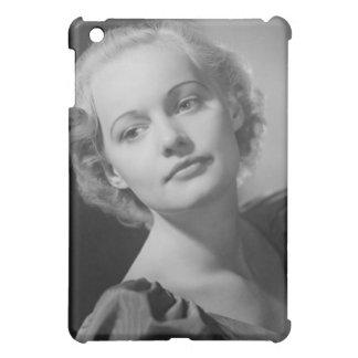 Woman Posing 2 Cover For The iPad Mini