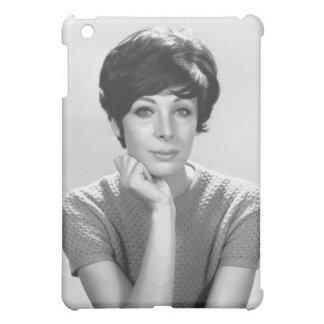 Woman Posing iPad Mini Case