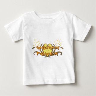 Woman Power Baby T-Shirt
